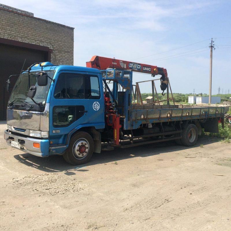 Владивосток продажа авто спецтехника пассажирские перевозки финляндия санкт петербург