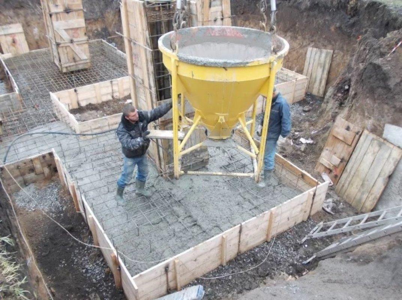 пачем бетон